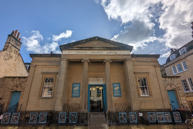 Topping & Company Booksellers of Bath