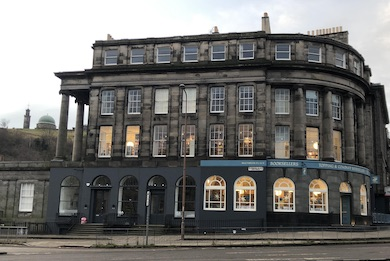 Topping & Company Booksellers of Edinburgh