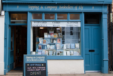 Topping & Company Booksellers of Ely