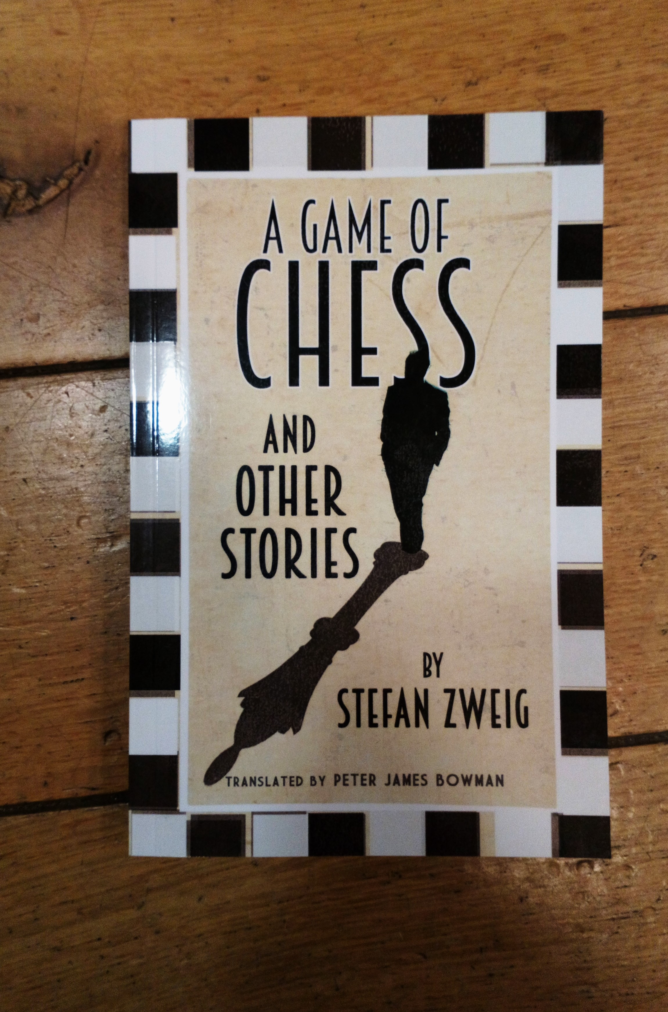 Image of Reading Group – A Game of Chess and Other Stories