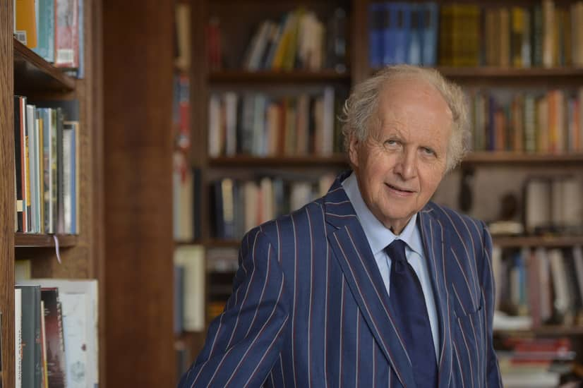 Image of Live In-Person: Alexander McCall Smith