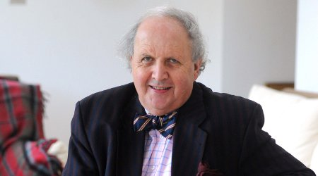 Image of Lunch with Alexander McCall Smith