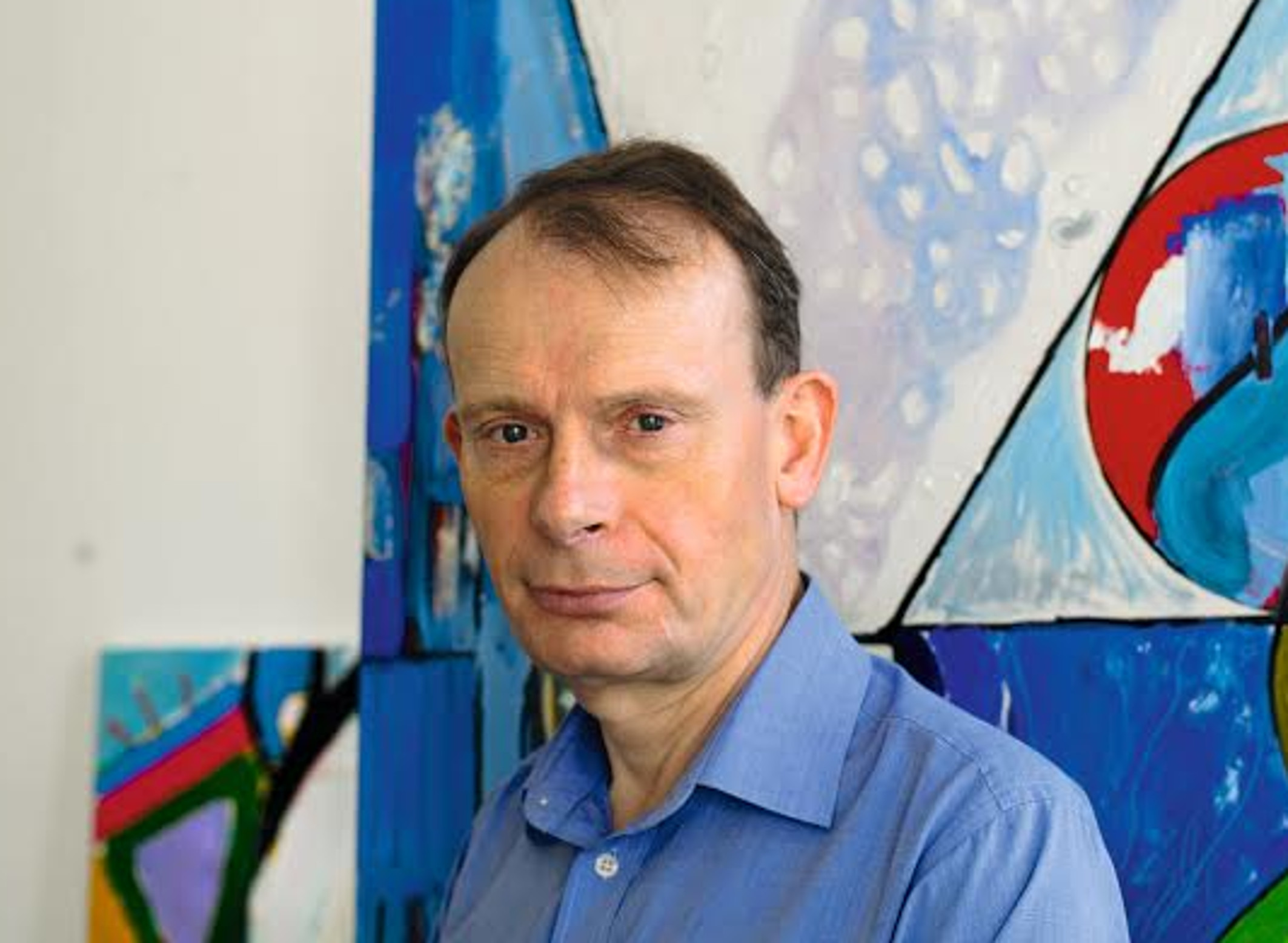 Image of Andrew Marr