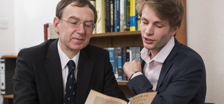 Image of The Bookshop of the World with Andrew Pettegree & Arthur der Weduwen