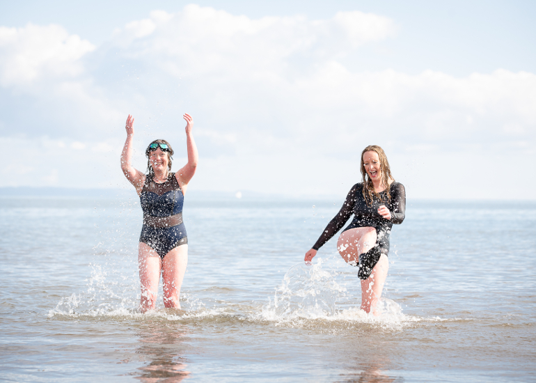 Image of Live In-Person: The Art of Wild Swimming