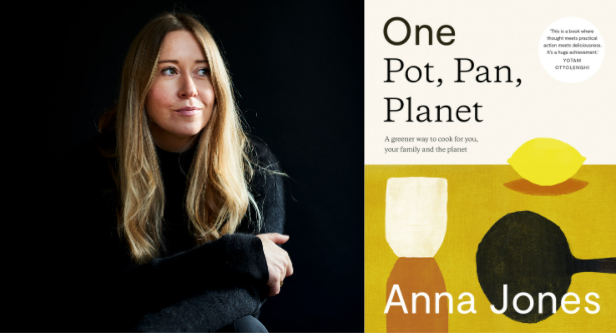 Image of RESCHEDULED Live In-Person: Anna Jones