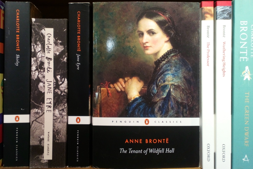 Image of Reading Group – The Tenant of Wildfell Hall