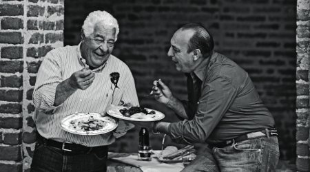 Image of Antonio Carluccio and Gennaro Contaldo