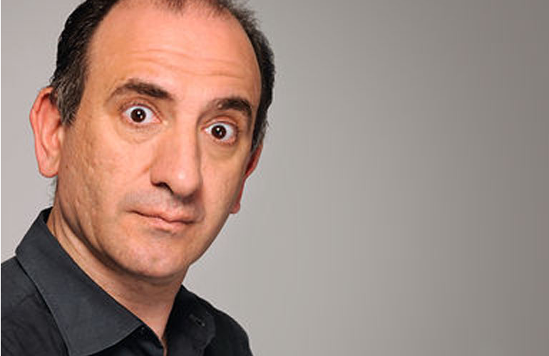 Image of Armando Iannucci on Classical Music