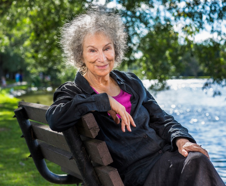 Image of Margaret Atwood's Shakespeare