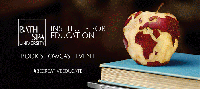 Image of Bath Spa University Institute for Education Book Launch Showcase
