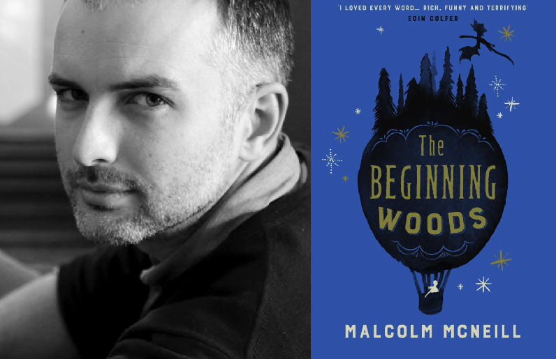 Image of Wee Book Fest: Malcolm  McNeill and The Beginning Woods