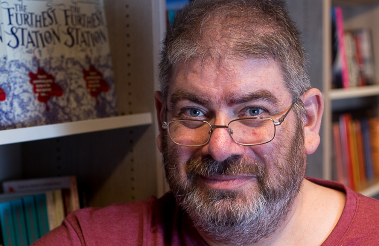 Image of An Evening with Ben Aaronovitch