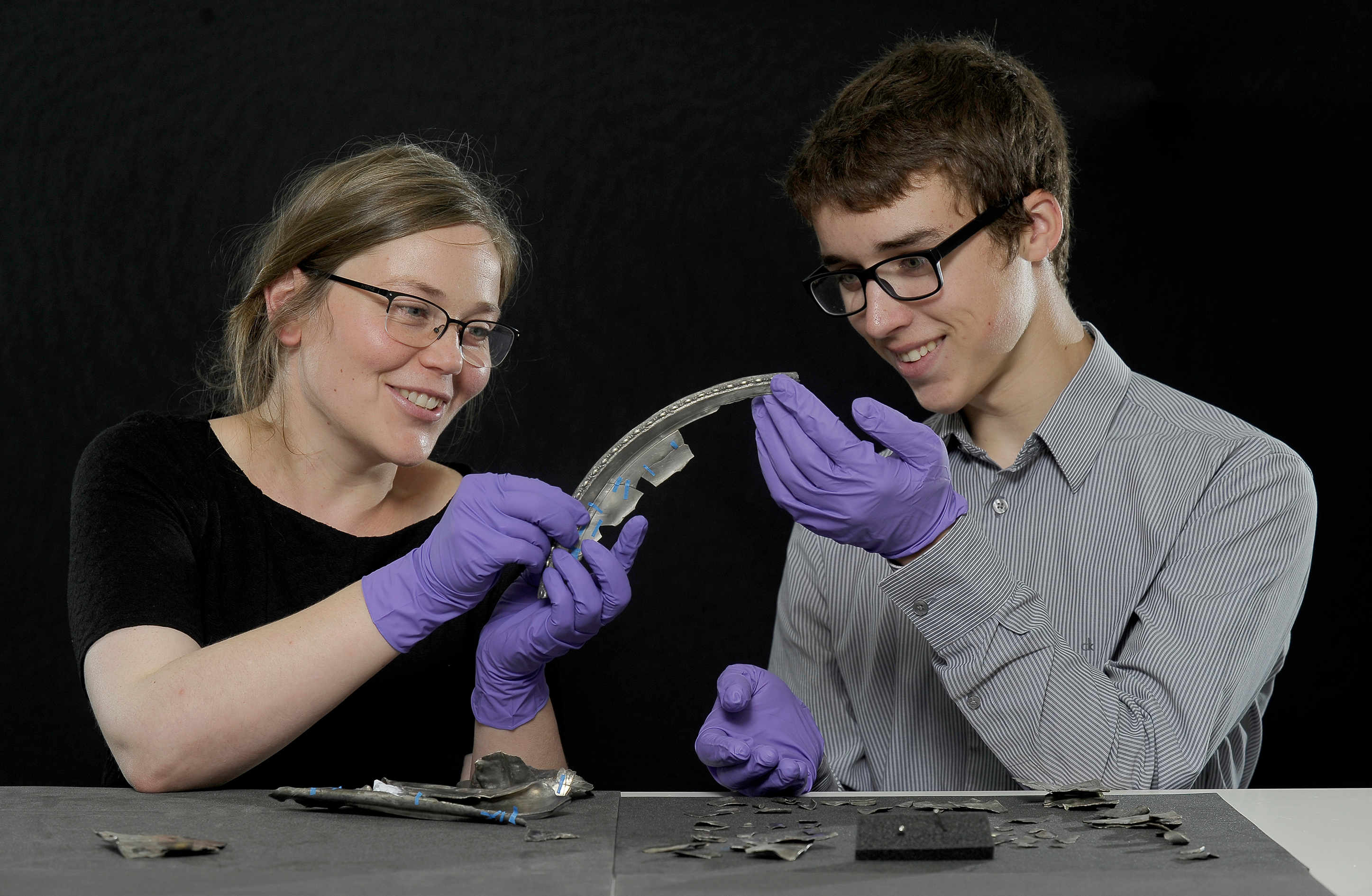 Image of Scotland's Early Silver: The Dairsie Hoard