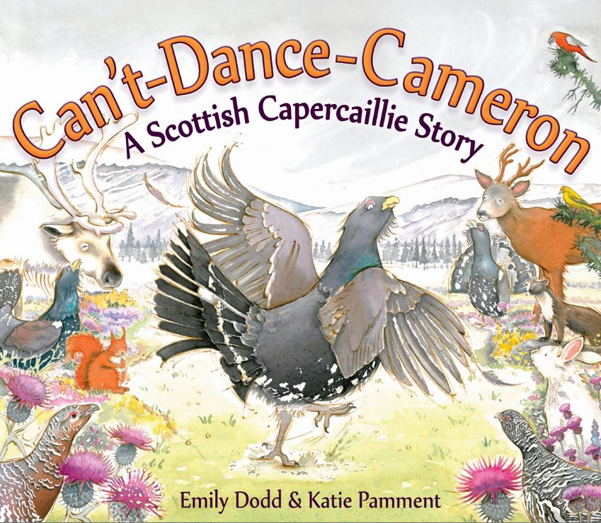 Image of Capercaillie Song and Dance in the Bookshop