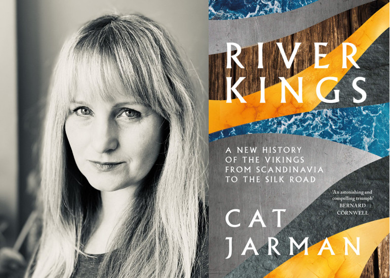 Image of Live In-Person: Cat Jarman on the River Kings