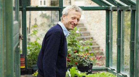 Image of Gardening Myths with Charles Dowding
