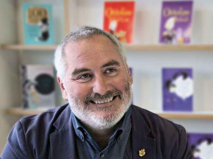 Image of Chris Riddell