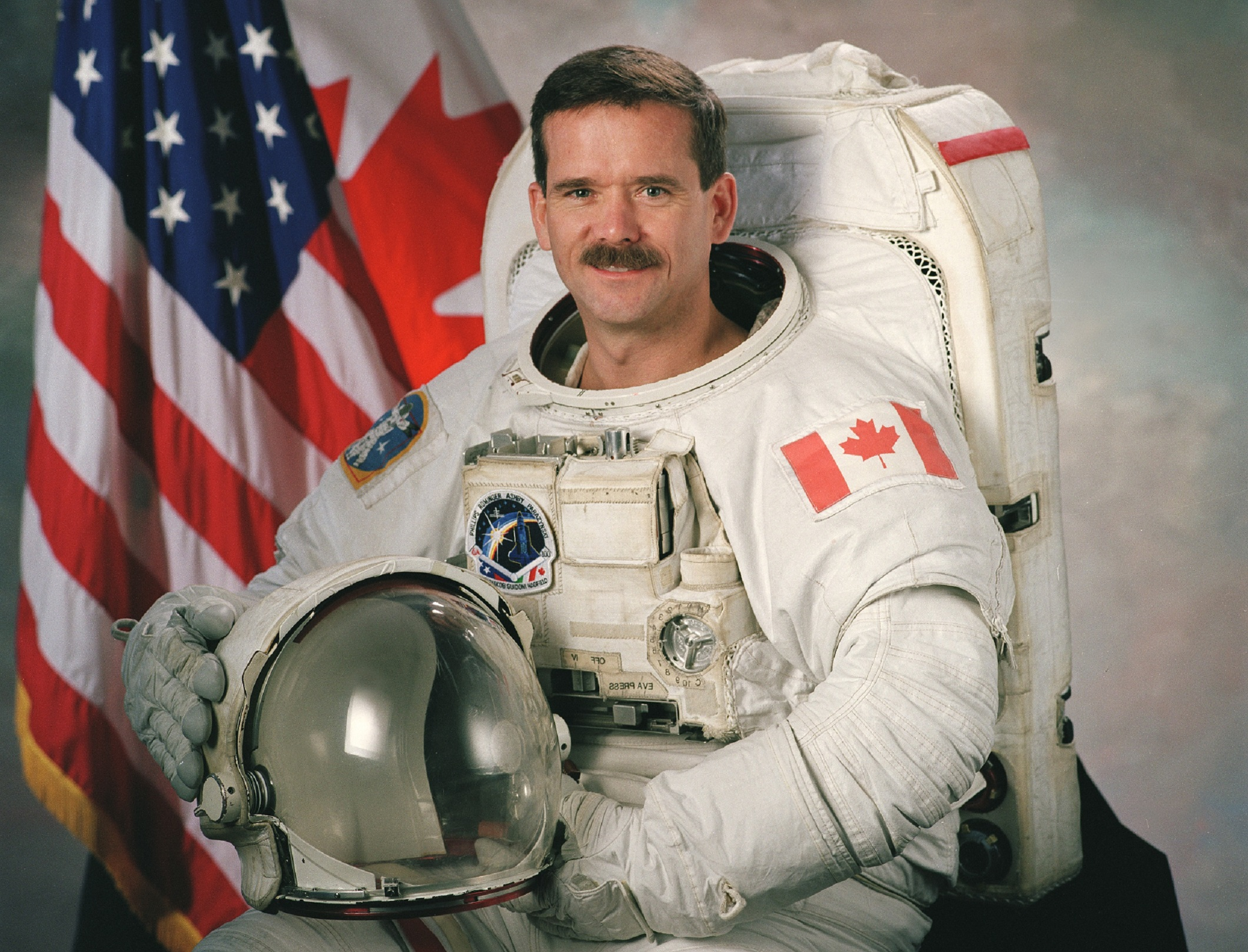 Image of *SIGNING ONLY* Astronaut Chris Hadfield