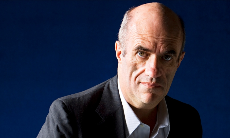 Image of Sublime Fiction and Literary Influences with Colm Tóibín