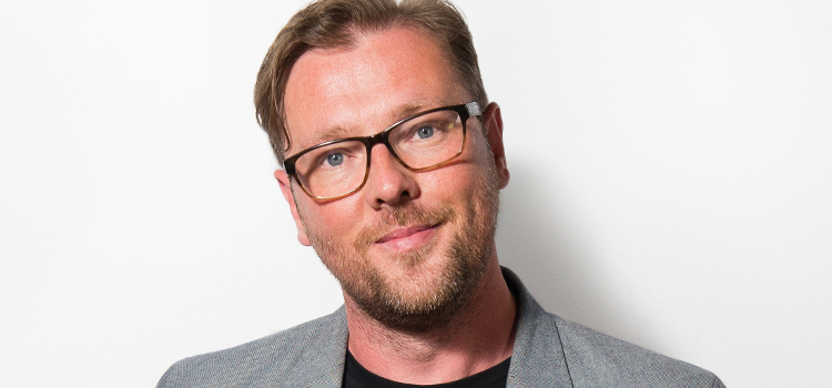 Image of Damian Barr launches You Will Be Safe Here