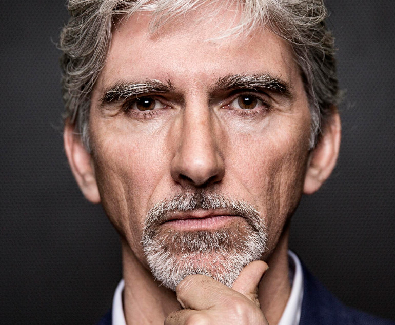 Damon Hill 2016 website