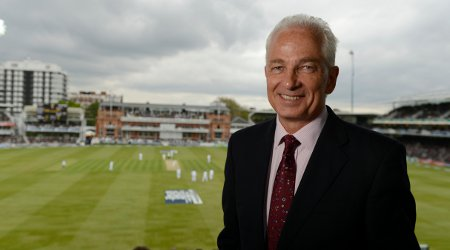 Image of David Gower