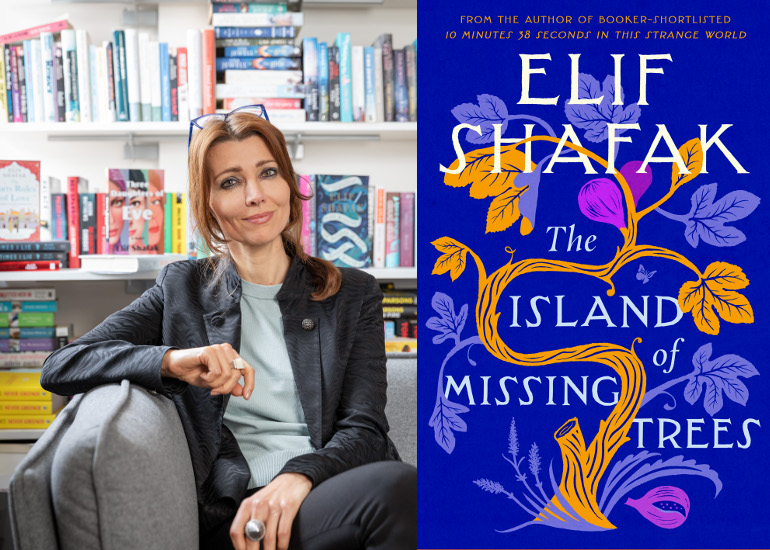 Image of An Evening with Elif Shafak