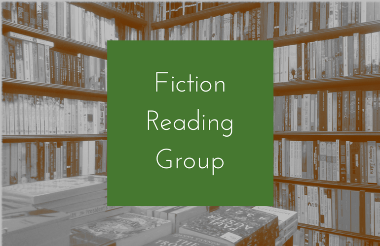 Image of November Fiction Reading Group