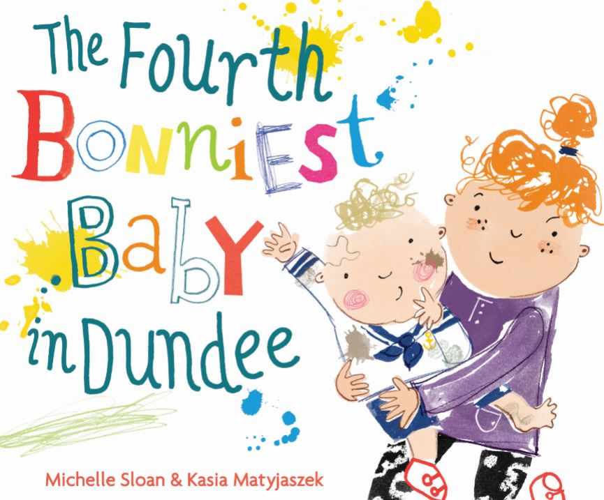 Image of Voices Festival Story Time – Fourth Bonniest Baby in Dundee