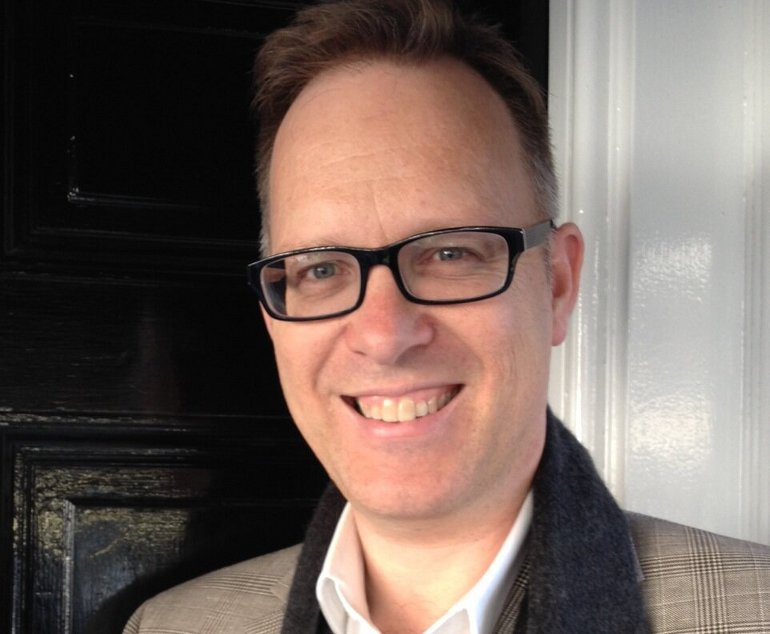 Image of Garth Nix returns with Goldenhand