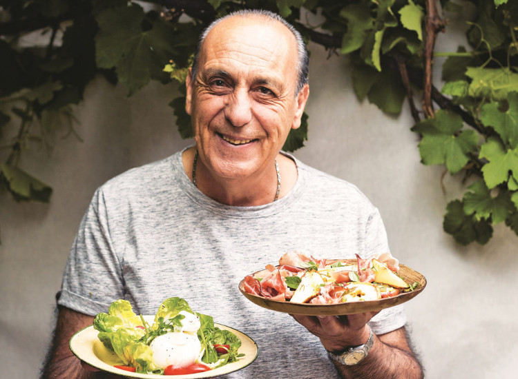 Image of Lunch with Genarro Contaldo
