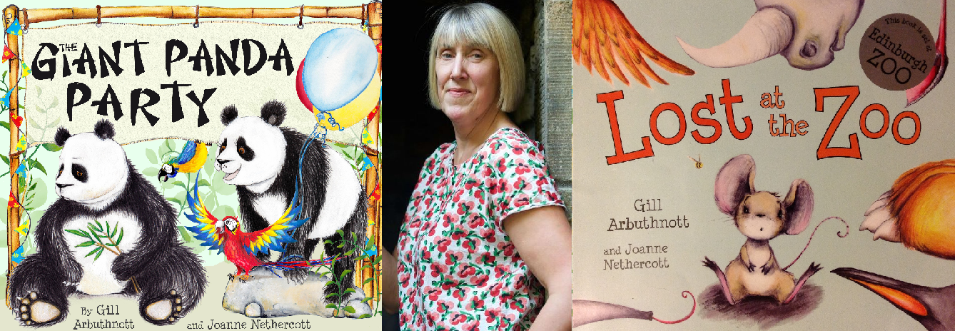 Image of Wee Book Fest : Gill Arbuthnott Story Time