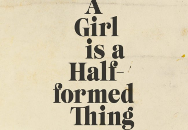 Image of Reading Group: A Girl is a Half-Formed Thing by Eimear McBride