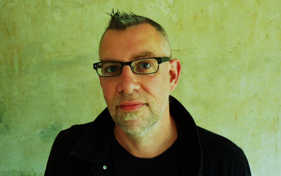 Image of Man Booker Shortlisted Graeme Macrae Burnet with His Bloody Project