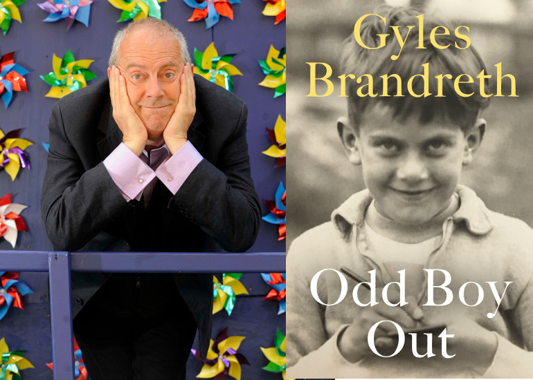 Image of DATE CHANGE: An Evening with Gyles Brandreth
