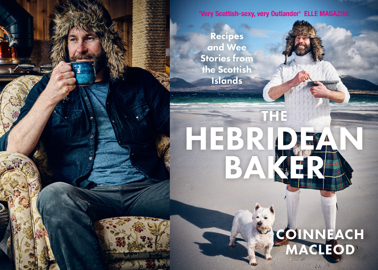 Image of Live In-Person: The Hebridean Baker, hosted by Joy Dunlop