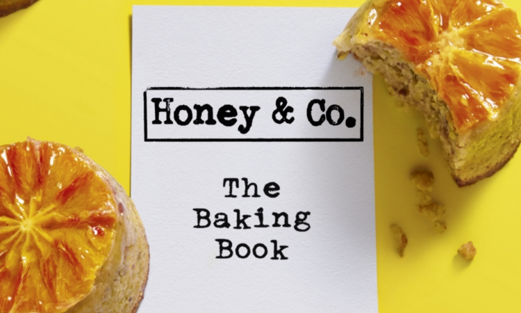 Image of The Honeys Baking: Talk and Tastings