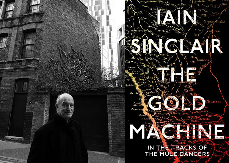 Image of An Evening with Iain Sinclair and Brian Catling