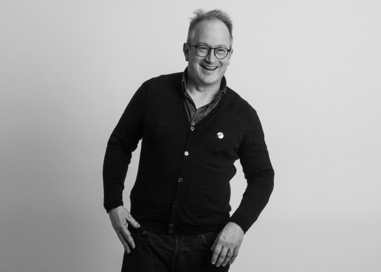Image of Robin Ince