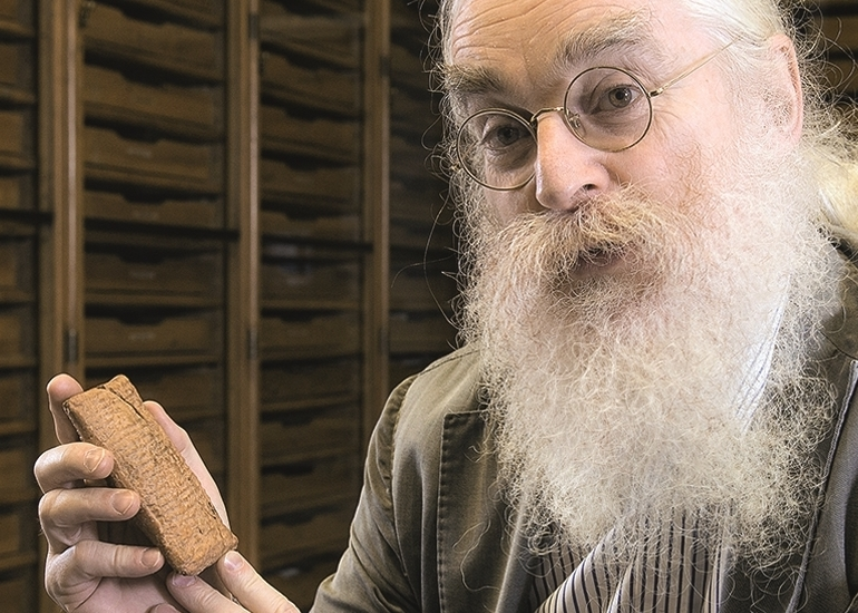 Image of An Evening with Dr Irving Finkel