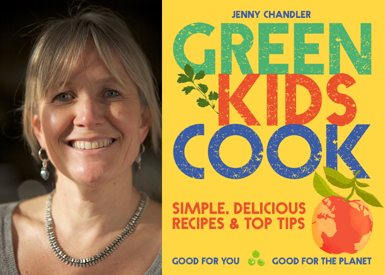 Image of DATE CHANGE: Green Kids Cook with Jenny Chandler