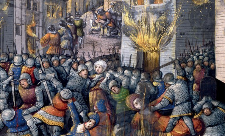 Image of The Hundred Years War with Jonathan Sumption