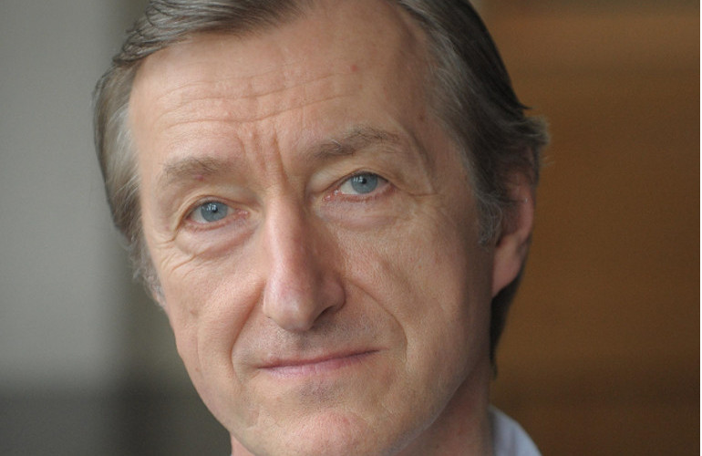Image of Julian Barnes on the Belle Époque