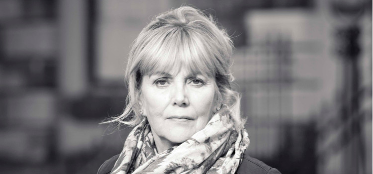 Image of Kate Atkinson with Transcription