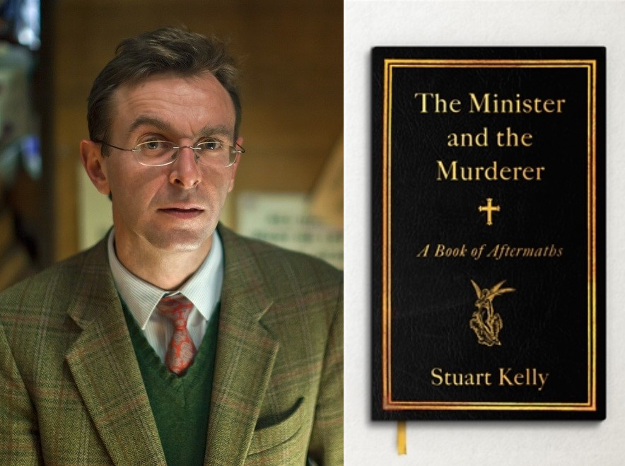 Image of Stuart Kelly with The Minister and the Murderer