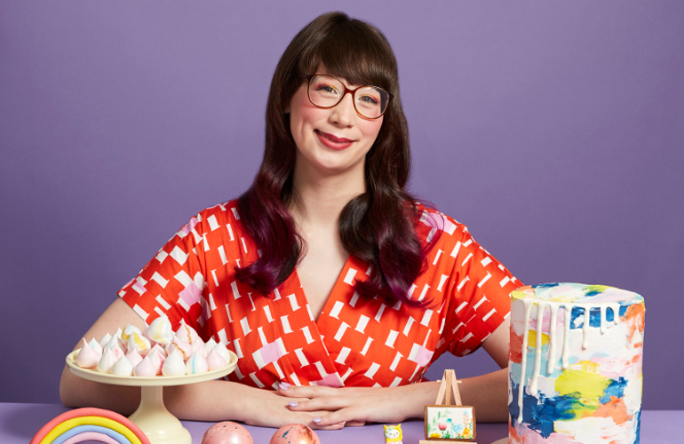 Image of Baking with Kim-Joy