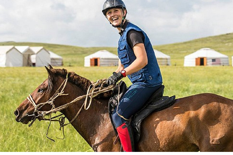 Image of Riding the World's Wildest Horse Race with Lara Prior-Palmer