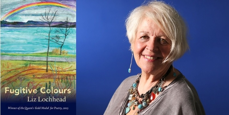 Image of The School of Night with former Scots Makar Liz Lochhead