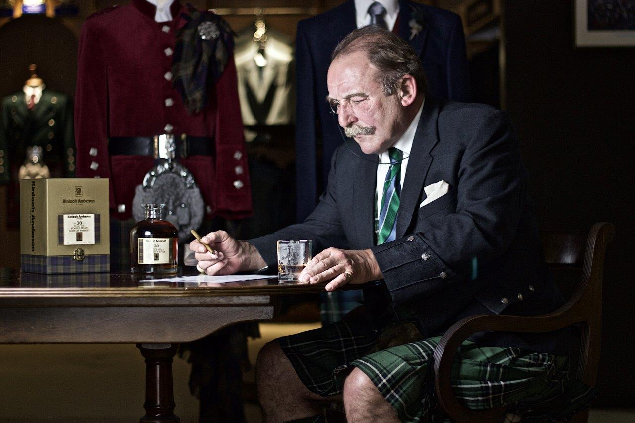 Image of An Evening of Whisky with Charles MacLean